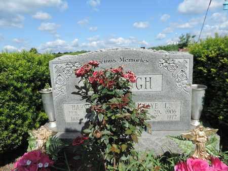 KELLOUGH, FAYE L. - Ross County, Ohio | FAYE L. KELLOUGH - Ohio Gravestone Photos