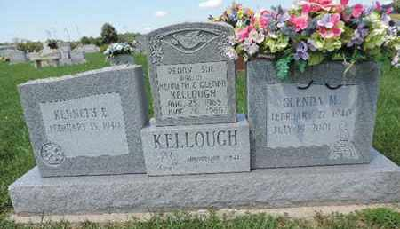KELLOUGH, KENNETH E - Ross County, Ohio | KENNETH E KELLOUGH - Ohio Gravestone Photos