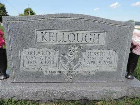 KELLOUGH, JESSIE M - Ross County, Ohio | JESSIE M KELLOUGH - Ohio Gravestone Photos