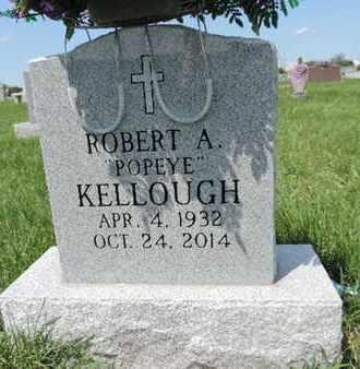 KELLOUGH, ROBERT A. - Ross County, Ohio | ROBERT A. KELLOUGH - Ohio Gravestone Photos