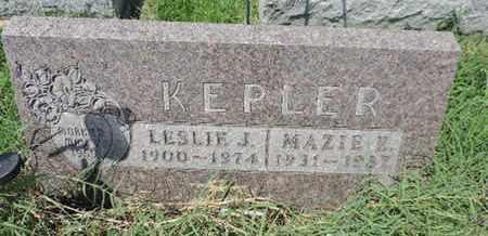 KEPLER, MAZIE E - Ross County, Ohio | MAZIE E KEPLER - Ohio Gravestone Photos