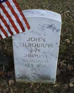 KILBOURNE, JOHN - Ross County, Ohio | JOHN KILBOURNE - Ohio Gravestone Photos