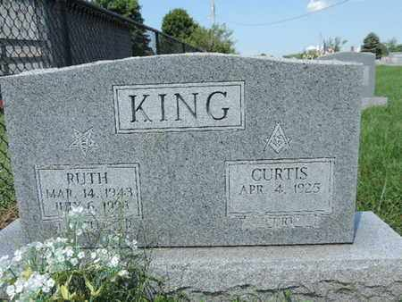 KING, RUTH - Ross County, Ohio | RUTH KING - Ohio Gravestone Photos