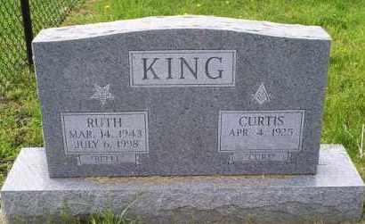 KING, RUTH - Ross County, Ohio | RUTH KING - Ohio Gravestone Photos