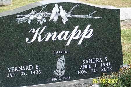 GUMM KNAPP, SANDRA S. - Ross County, Ohio | SANDRA S. GUMM KNAPP - Ohio Gravestone Photos