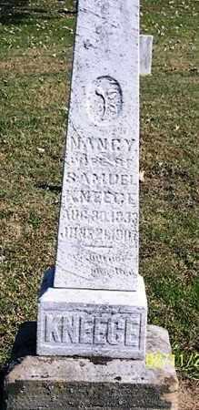 KNEECE, NANCY - Ross County, Ohio | NANCY KNEECE - Ohio Gravestone Photos