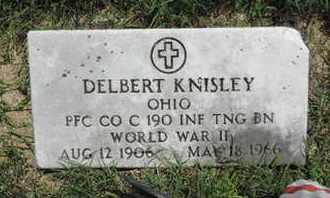 KNISLEY, DELBERT - Ross County, Ohio | DELBERT KNISLEY - Ohio Gravestone Photos