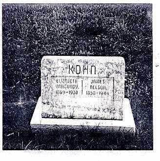 KOHN, JAMES NELSON - Ross County, Ohio | JAMES NELSON KOHN - Ohio Gravestone Photos