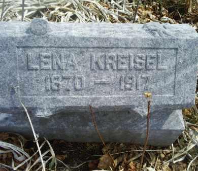 KREISEL, LENA - Ross County, Ohio   LENA KREISEL - Ohio Gravestone Photos