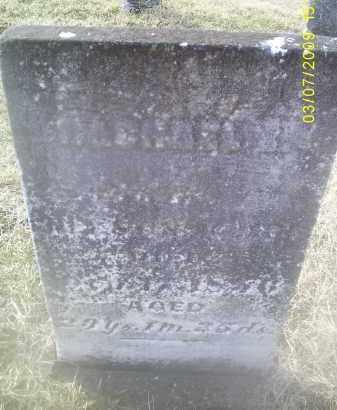 KUHN, RACHEL E. - Ross County, Ohio | RACHEL E. KUHN - Ohio Gravestone Photos