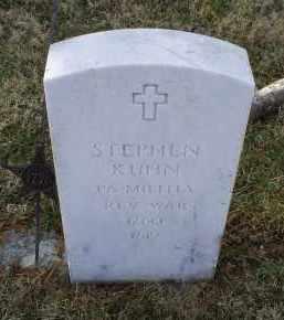 KUHN, STEPHEN - Ross County, Ohio   STEPHEN KUHN - Ohio Gravestone Photos