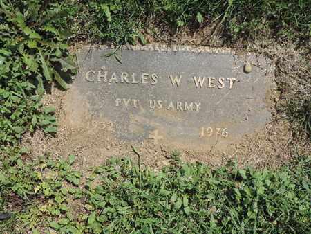 KWEST, CHARLES W - Ross County, Ohio   CHARLES W KWEST - Ohio Gravestone Photos