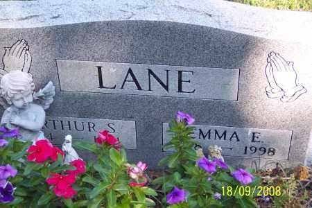 LANE, ARTHUR S - Ross County, Ohio | ARTHUR S LANE - Ohio Gravestone Photos