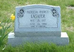 LASATER, PATRICIA - Ross County, Ohio | PATRICIA LASATER - Ohio Gravestone Photos