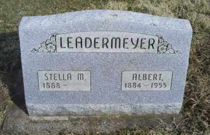 LEADERMEYER, STELLA M. - Ross County, Ohio | STELLA M. LEADERMEYER - Ohio Gravestone Photos