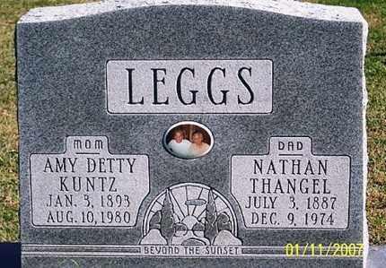 LEGGS, AMY - Ross County, Ohio | AMY LEGGS - Ohio Gravestone Photos
