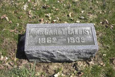 LEIST, MARGARET - Ross County, Ohio   MARGARET LEIST - Ohio Gravestone Photos
