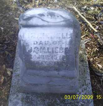 LIEBE, LIZZIEBELL - Ross County, Ohio | LIZZIEBELL LIEBE - Ohio Gravestone Photos