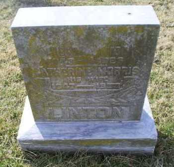LINTON, WILSON - Ross County, Ohio | WILSON LINTON - Ohio Gravestone Photos