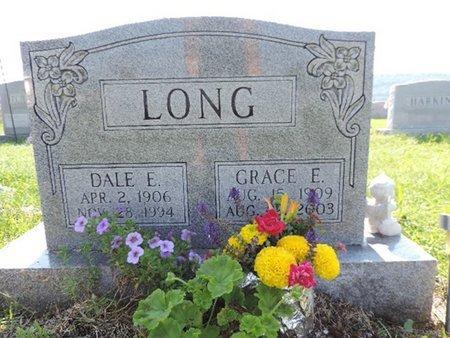 LONG, DALE E. - Ross County, Ohio | DALE E. LONG - Ohio Gravestone Photos