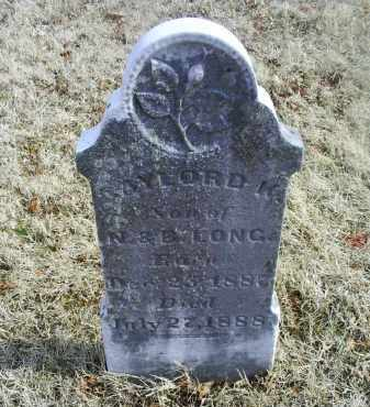 LONG, GAYLORD K. - Ross County, Ohio | GAYLORD K. LONG - Ohio Gravestone Photos