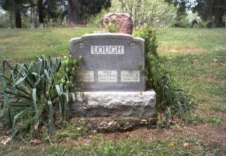 LOUGH, VERSIE P - Ross County, Ohio | VERSIE P LOUGH - Ohio Gravestone Photos