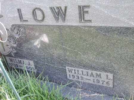 LOWE, WILMA J - Ross County, Ohio | WILMA J LOWE - Ohio Gravestone Photos