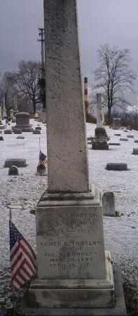 LUNBECK, AGNES E. - Ross County, Ohio   AGNES E. LUNBECK - Ohio Gravestone Photos
