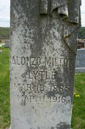 LYTLE, ALONZO - Ross County, Ohio | ALONZO LYTLE - Ohio Gravestone Photos