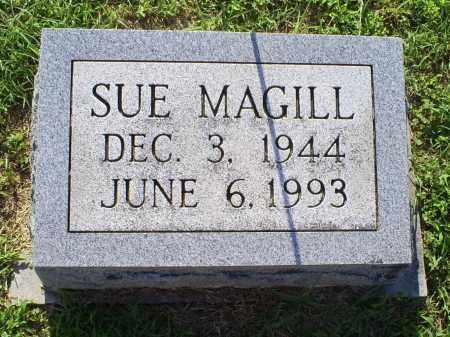 MAGILL, SUE - Ross County, Ohio | SUE MAGILL - Ohio Gravestone Photos