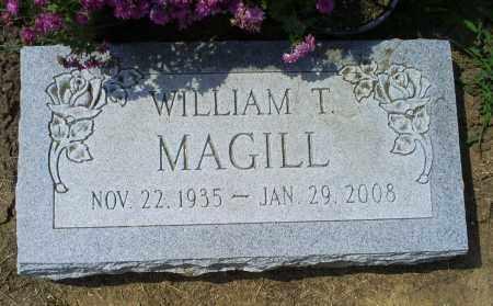 MAGILL, WILLIAM T. - Ross County, Ohio   WILLIAM T. MAGILL - Ohio Gravestone Photos