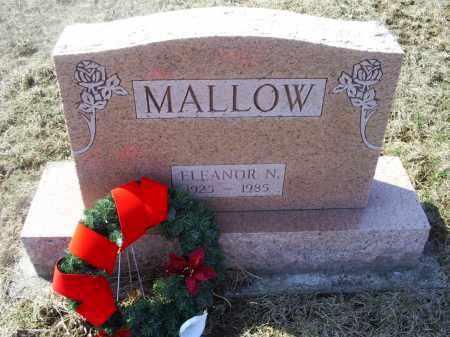 MALLOW, ELEANOR N. - Ross County, Ohio | ELEANOR N. MALLOW - Ohio Gravestone Photos