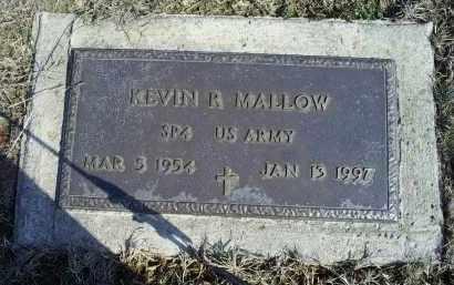MALLOW, KEVIN R. - Ross County, Ohio   KEVIN R. MALLOW - Ohio Gravestone Photos