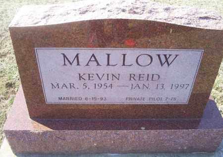 MALLOW, KEVIN REID - Ross County, Ohio   KEVIN REID MALLOW - Ohio Gravestone Photos