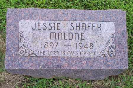MALONE, JESSIE - Ross County, Ohio | JESSIE MALONE - Ohio Gravestone Photos