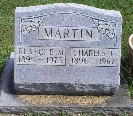 MARTIN, CHARLES L. - Ross County, Ohio | CHARLES L. MARTIN - Ohio Gravestone Photos