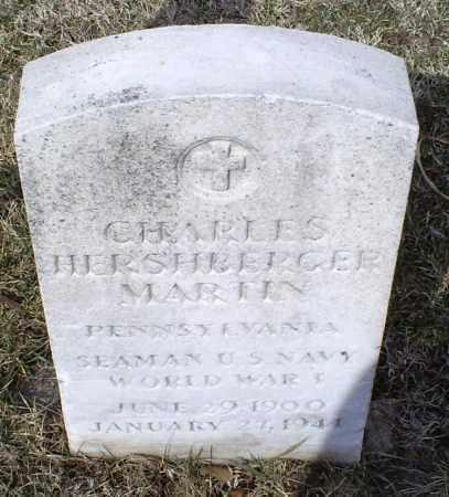 MARTIN, CHARLES HERSHBERGER - Ross County, Ohio | CHARLES HERSHBERGER MARTIN - Ohio Gravestone Photos