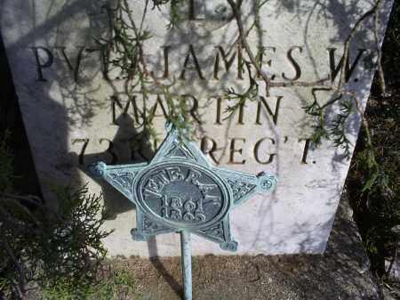MARTIN, JAMES W. - Ross County, Ohio   JAMES W. MARTIN - Ohio Gravestone Photos