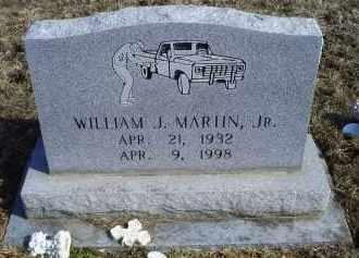 MARTIN, WILLIAM J. JR. - Ross County, Ohio | WILLIAM J. JR. MARTIN - Ohio Gravestone Photos