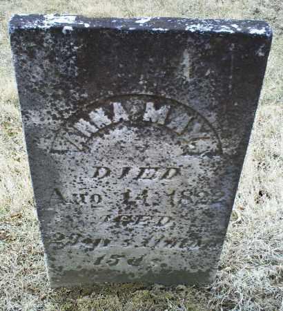 MAY, ANNA - Ross County, Ohio | ANNA MAY - Ohio Gravestone Photos