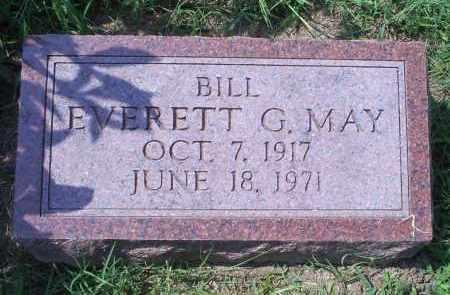 "MAY, EVERETT G. ""BILL"" - Ross County, Ohio | EVERETT G. ""BILL"" MAY - Ohio Gravestone Photos"