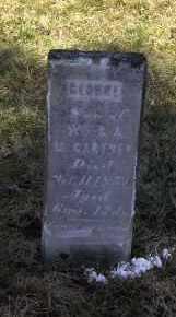 MAY, GEORGE - Ross County, Ohio | GEORGE MAY - Ohio Gravestone Photos