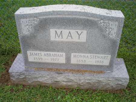 STEWART MAY, MONNA - Ross County, Ohio | MONNA STEWART MAY - Ohio Gravestone Photos