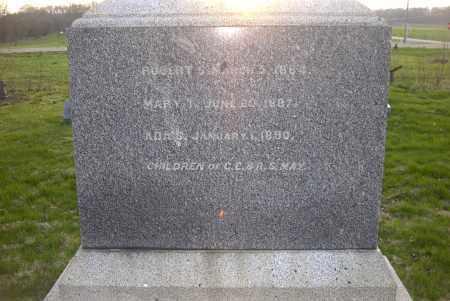 MAY, ROBERT S. - Ross County, Ohio | ROBERT S. MAY - Ohio Gravestone Photos