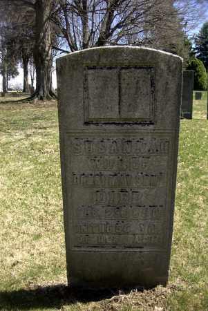 MAY, SUSANNAH - Ross County, Ohio | SUSANNAH MAY - Ohio Gravestone Photos