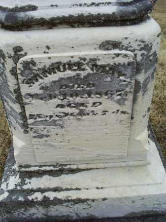 MAY, SAMUEL - Ross County, Ohio | SAMUEL MAY - Ohio Gravestone Photos