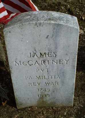 MCCARTNEY, JAMES - Ross County, Ohio | JAMES MCCARTNEY - Ohio Gravestone Photos