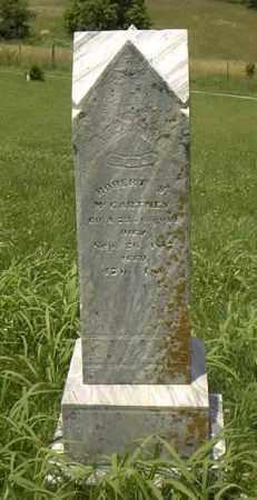 MCCARTNEY, ROBERT SHANNON - Ross County, Ohio   ROBERT SHANNON MCCARTNEY - Ohio Gravestone Photos