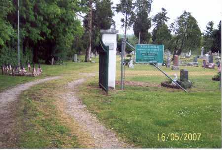 MCDILL, CEMETERY - Ross County, Ohio | CEMETERY MCDILL - Ohio Gravestone Photos