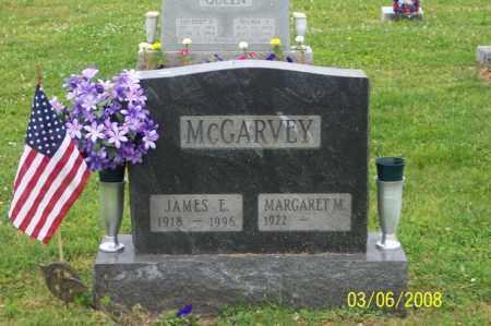 MCGARVEY, JAMES E. - Ross County, Ohio   JAMES E. MCGARVEY - Ohio Gravestone Photos